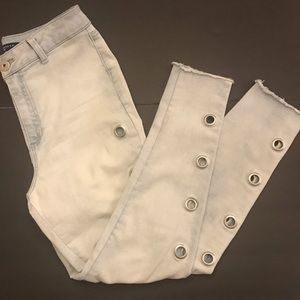 Boom Boom Jeans Ankle Size 11